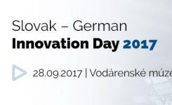 """CleverSoft na """"Slovak-German Innovation Day 2017"""""""