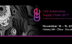 "CleverSoft na ""CEE Automotive Supply Chain 2017"""