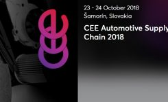 Konferencia CEE Automotive Supply Chain 2018